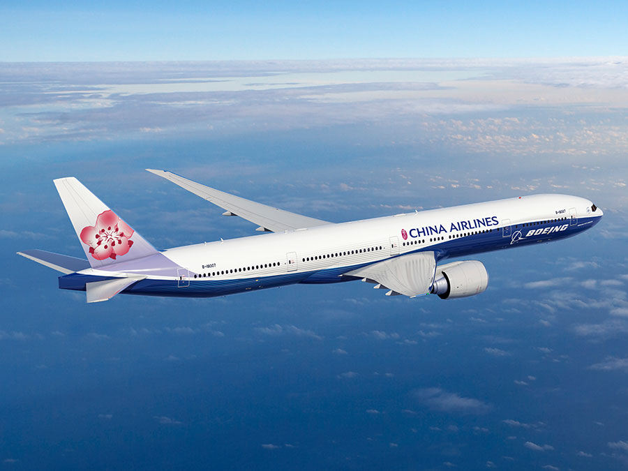 China Airlines 777-300ER