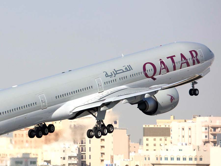 Qatar Airways Open Return