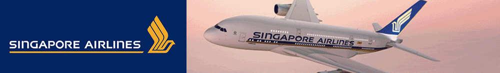 Singapore Airlines Open Return